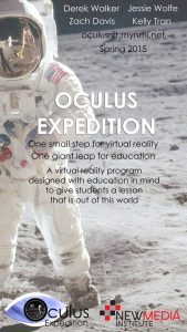 Oculus Expedition