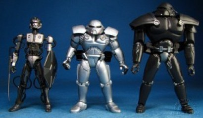 Dark Trooper Toys