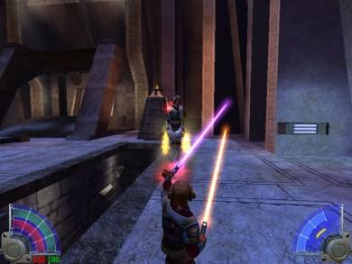 Jedi Academy screenshot (3)
