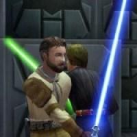 Luke and Katarn