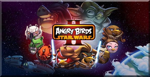 Mobile Video Game Review Angry Birds Star Wars Ii Mynock Manor