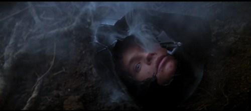Luke's Dark Side Cave Vision
