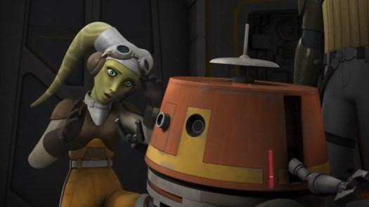 Gathering Forces, Star Wars Rebels