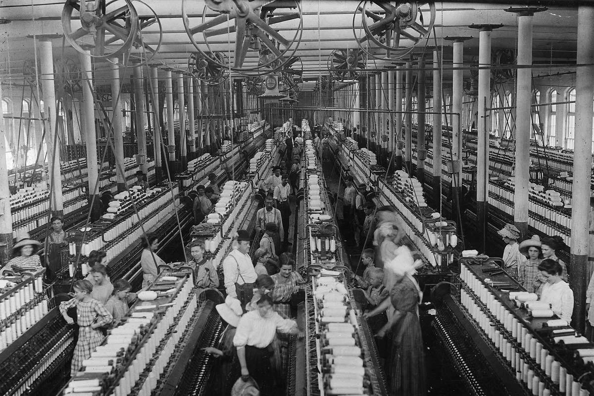 Industrial Revolution Background Noise Generator