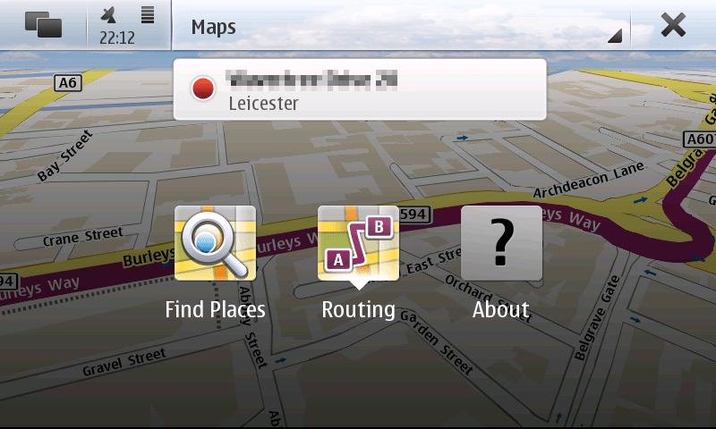 OVI Maps 6