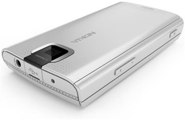 Nokia X3 Silver