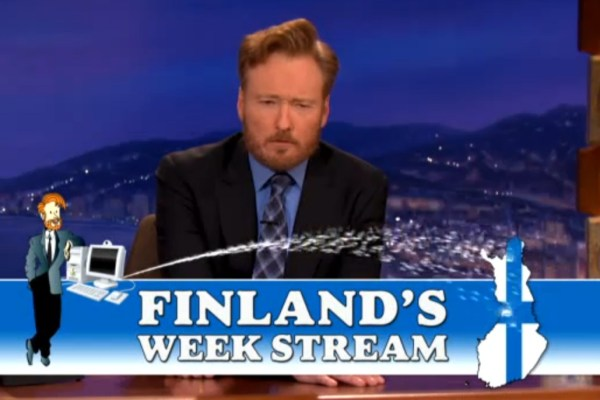 US talkshow host Conan O'Brien remixes Nokia Tune with