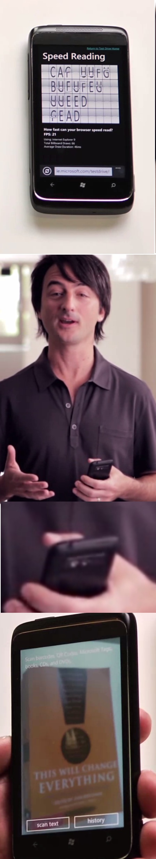 WINDOWS PHONE WITH BUMP