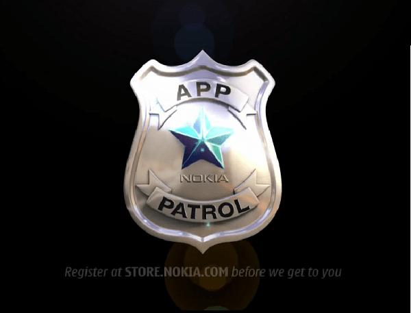 app patrol badge