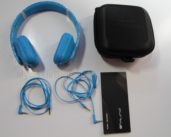 Nokia Purity HD Monster Cyan(22)