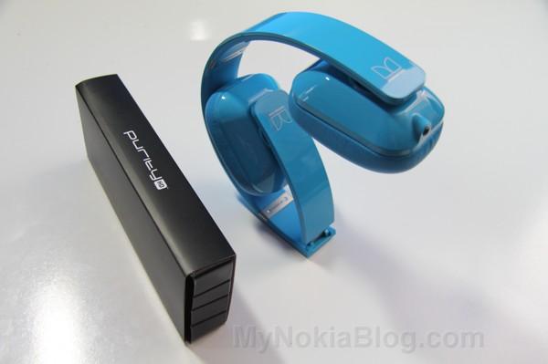 Nokia Purity HD Monster Cyan(31)