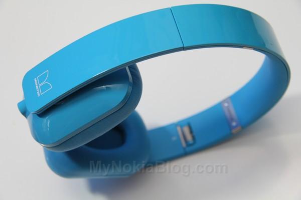 Nokia Purity HD Monster Cyan(36)