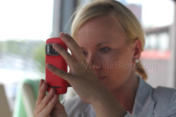 Girl On Symbian