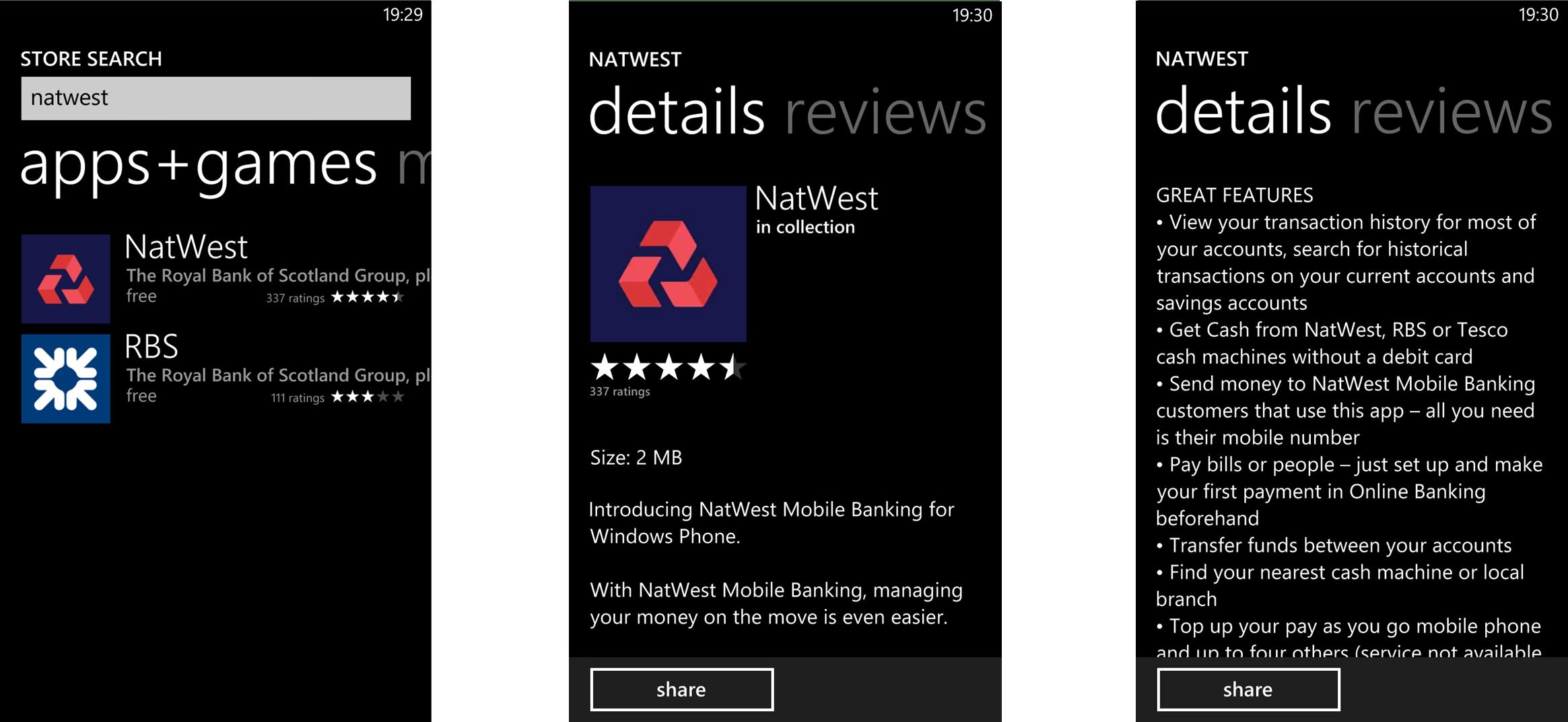 NatWest App (1) Installation