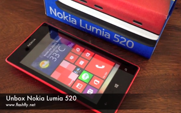 Video: The first Nokia...