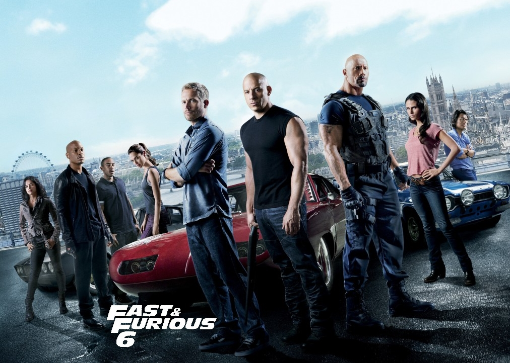 Fast and Furious 6 Movie
