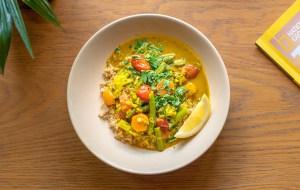 Curry cu cocos