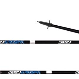 CONDOR –  Bâtons pliables CARBONE 4 sections