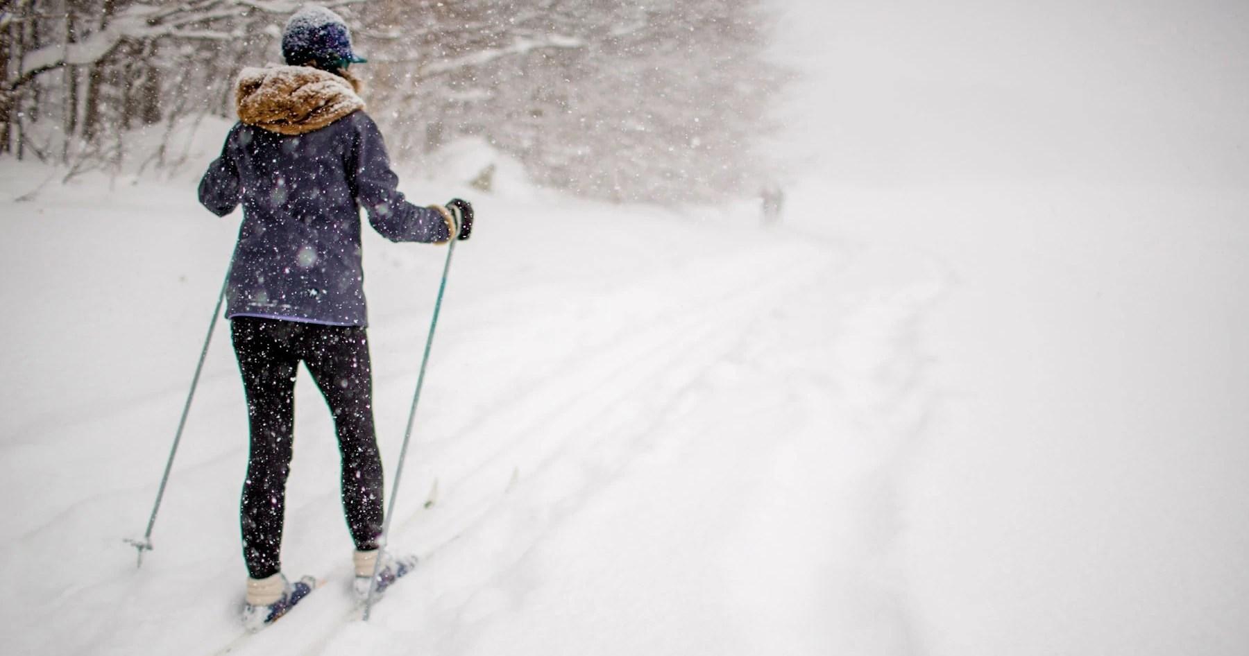 Winter Northern Michigan Activities