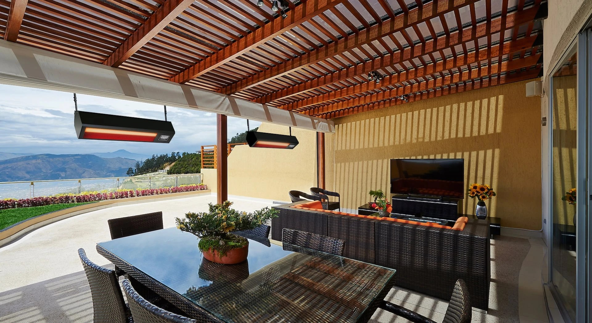 outdoor heaters for patios