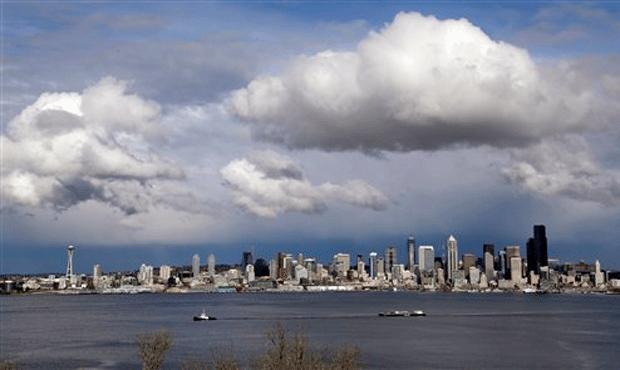 Unseasonably Warm November On Par With Seattle Weather In 2080