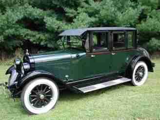 1924 Nash lafayette