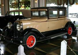 1929 auburn