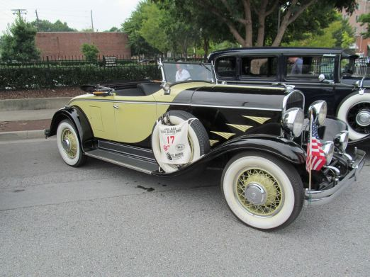 1930 Chrysler Model 77