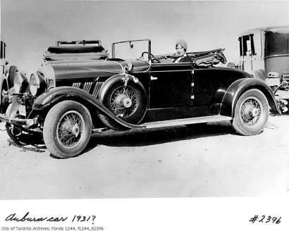 1931 Auburn Toronto