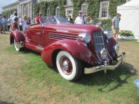 1935 Auburn 851 Speedster a