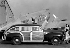 1941 Chrysler town + country