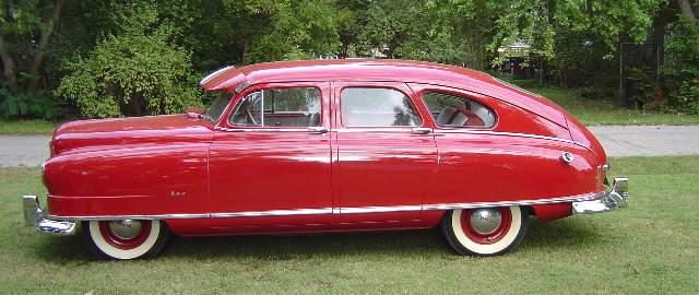 1949 NASH Super 600-a