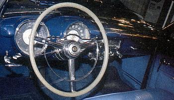 1953 chrysler special ghia