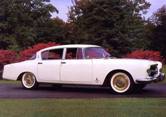 1955 Nash Amb