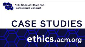 ethical practice in a case study