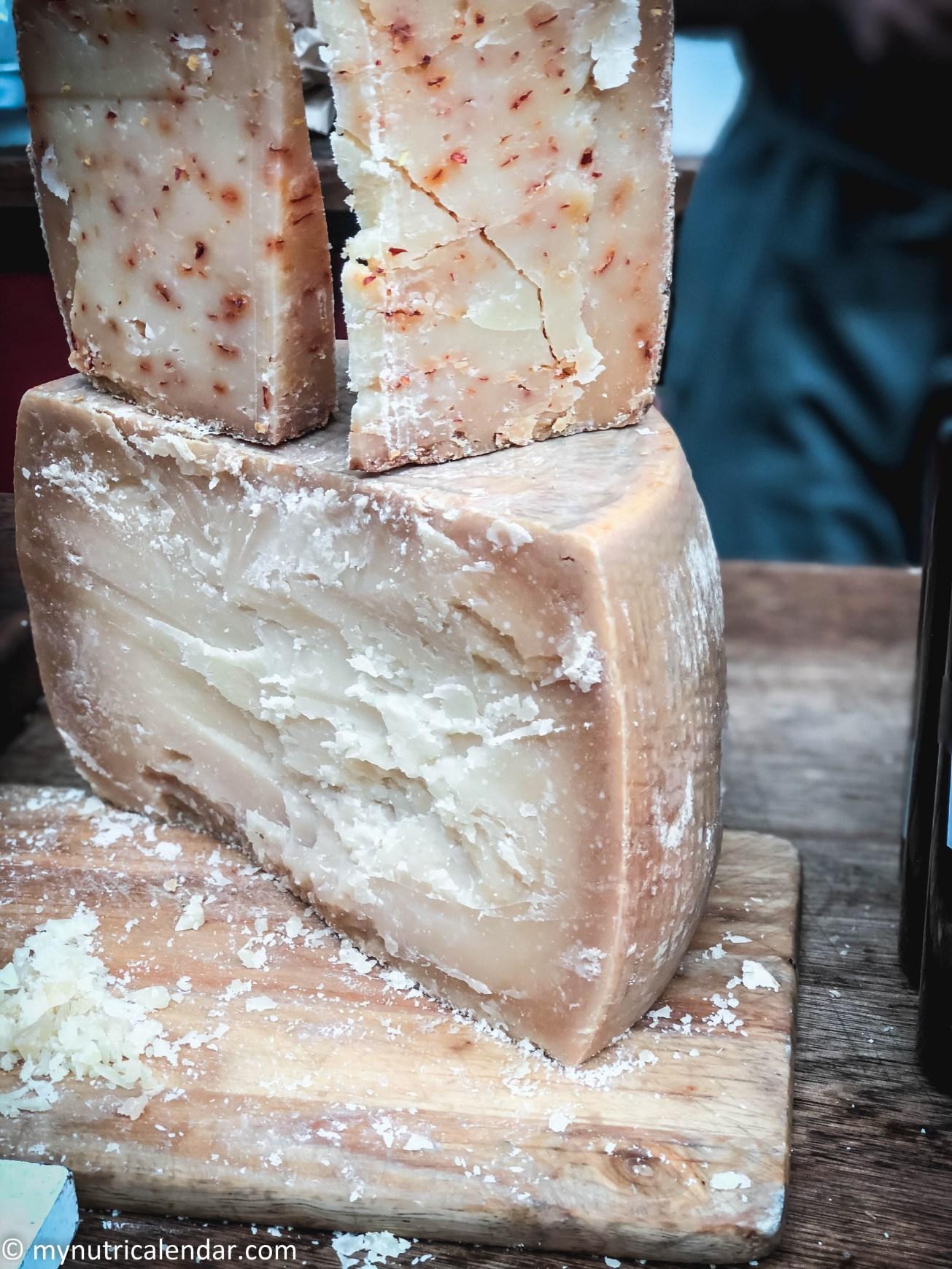 Borough Market London cheese