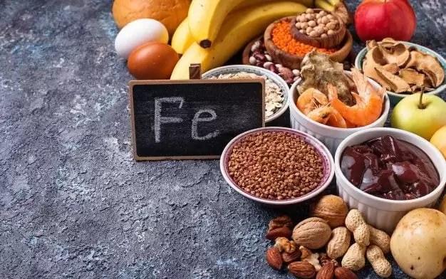alimentazione e anemia