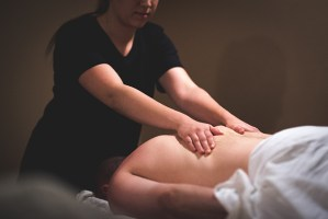 Registered Massage Therapists at the Oasis Spa Calgary