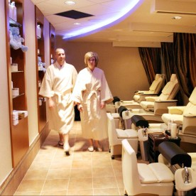 Couple Pedicure at the Oasis Spa Calgary