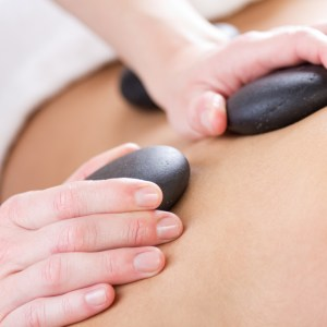 Calgary Spa | Hot Stone Massage