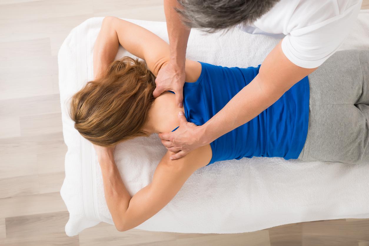 massage downtown Calgary