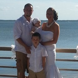Ashley-Alex-Outer-Banks-Wedding-Minister