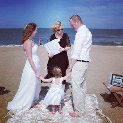 Kari-Chris-Outer-Banks-Wedding-Minister