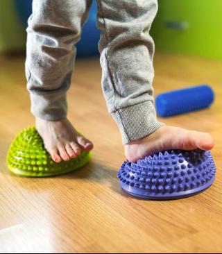 Child Related Foot Care Orange CA