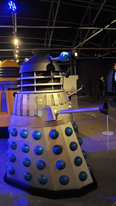 One of the daleks