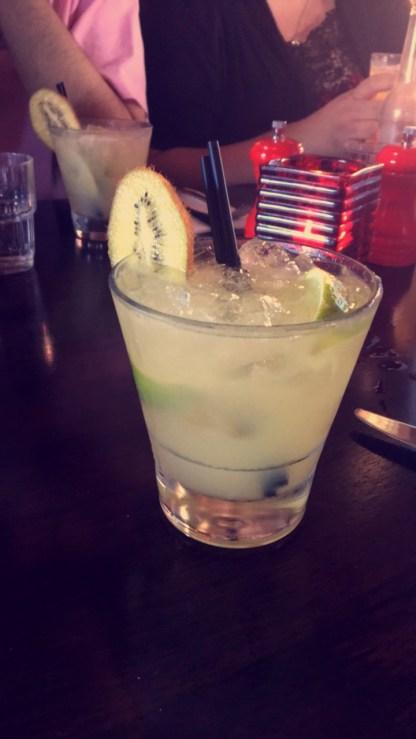 Jack Tar cocktail