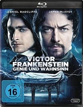 Victor Frankenstein - Genie und Wahnsinn - Jetzt auf amazon.de bestellen!