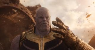 Marvel Studios' AVENGERS: INFINITY WAR  Thanos (Josh Brolin)  Photo: Film Frame  ©Marvel Studios 2018