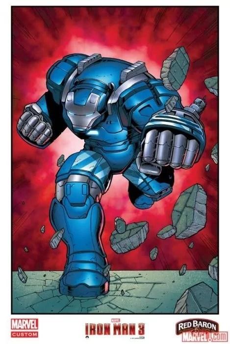 ironman3comicartposter5