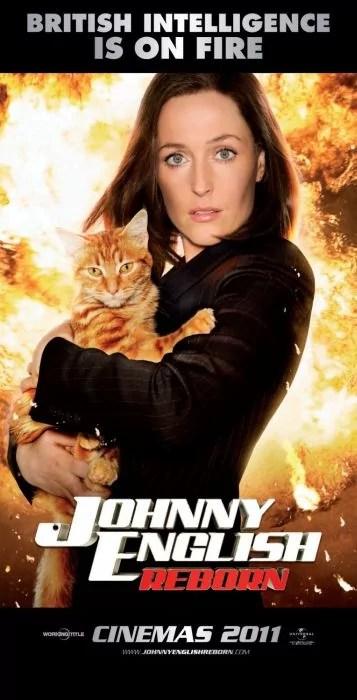 Johnny English 2